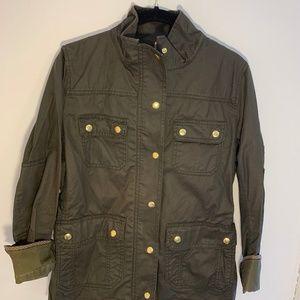 J. Crew Jackets & Coats - J. Crew olive green field jacket